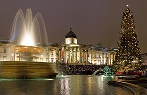 Xmas Londen