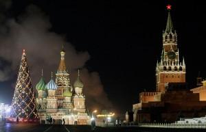 Xmas Moscow