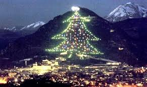 Xmas Mount Ingino